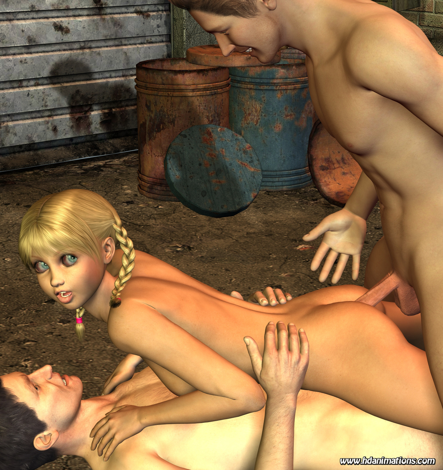 3d animated sex action 1